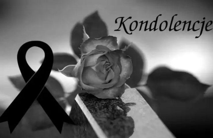 Znalezione obrazy dla zapytania: kondolencje