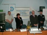 Konferencja sprawozdawcza 2008