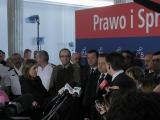 Konferencja PiS w Sejmie - kwiecień 2009