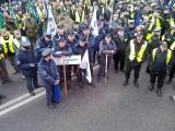 Manifestacja Warszawa - grudzień 2009