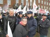 Protest Służb Mundurowych - 12 stycznia 2012 r.