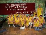 VIII Mistrzostwa Służby Więziennej w Koszykówce