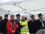 Protest Służb Mundurowych 11 września 2013 roku Warszawa